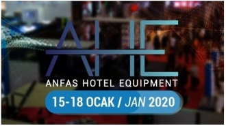 15-18 January, 2020  Anfaş Int.Expo & Convention Center, Antalya