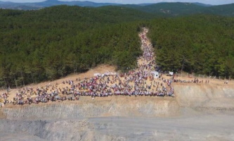 Canadian gold mine in Turkey causes environmental protests