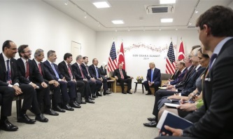 Erdoğan–Trump G20 meeting fails to diffuse S-400 unexploded bomb