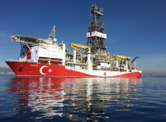 EU imposes sanctions on Turkey over its drilling for gas