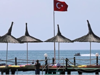 Number of foreigners visiting Turkey in May 2019 increases by 9.4%
