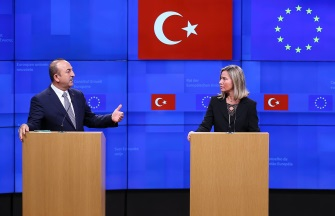 Turkey and EU meet to appraise relations