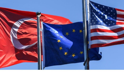 Turkey faced with sanctions from both America and Europe