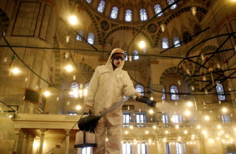 Turkey brings in more measures to counter coronavirus threat