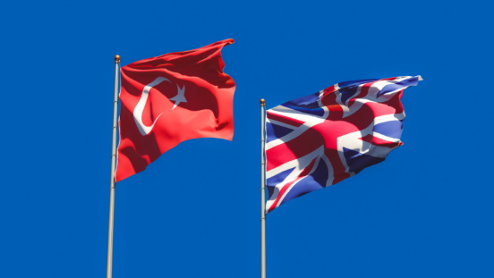 Turkey signs free trade agreement with UK
