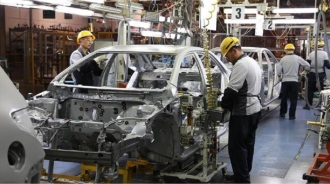 Turkey's automotive production falls 12.1% in the first five months of 2019