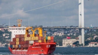 Turkey's foreign trade deficit falls 55.7% to USD 22.7 billion in first 9 months of 2019