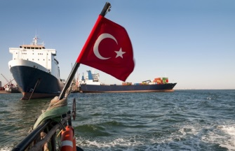 Turkey's foreign trade deficit fell 76.5% to USD 1.8 billion in May 2019