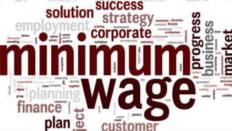 Turkey's net minimum wage has been raised 21.56% to TL 2,825.90 (USD 380) as of 01.01.2021